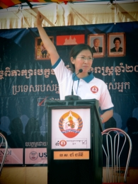 An Election Watchdog in Cambodia