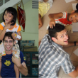 Richard and Kyle at a local orphanage they work with for CTYEP